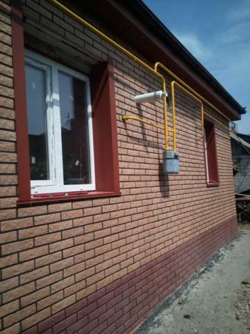 Утепление дома термопанелями в Черкассах