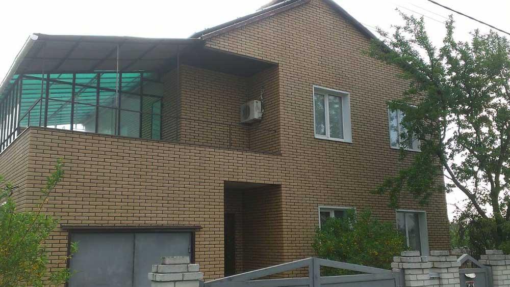 Утепление двухэтажного дома