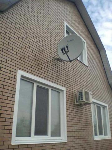 Утепленный дом термопанелями в селе Леськи